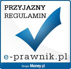 Certyfikat Przyjazny Regulamin